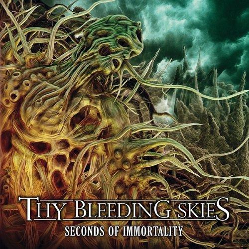 Thy Bleeding Skies - Seconds Of Immortality By Thy Bleeding Skies