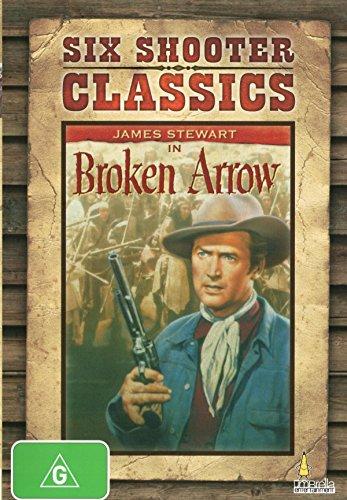 Broken Arrow - DVD (1950) DVD (Region 2)