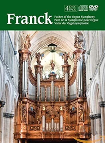 Franck, C. - Father of the.. -CD+DVD- By Franck, C.
