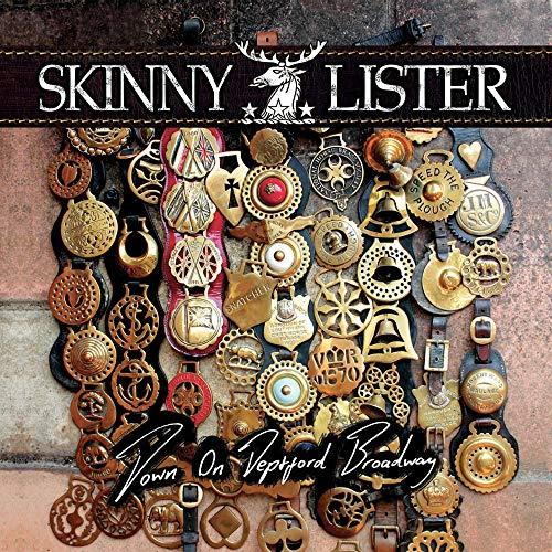 Skinny Lister - Down On Deptford Broadway By Skinny Lister