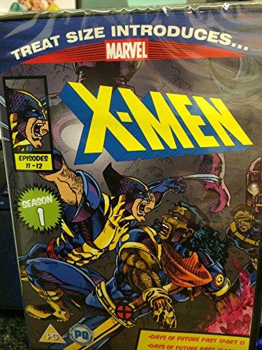 X-Men-Season-1-Episodes-11-12-CD-ZKVG-FREE-Shipping