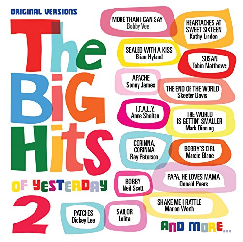 Various Artists - The Big Hits of Yesterday Vol. 2