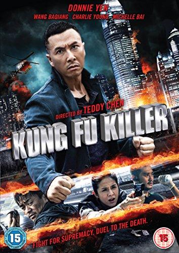 Kung-Fu-Killer-DVD-CD-2EVG-FREE-Shipping