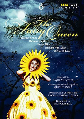 Purcell:The Fairy Queen [Yvonne Kenny; Thomas Randle; Simon Rice; Richard Van Allan; Chorus and Orch