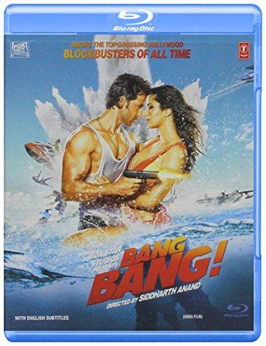 BANG BANG HINDI BLU RAY BOXED AND SEALED (ENGLISH SUBTITLES)
