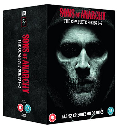 Sons Of Anarchy - Complete Seasons 1-7