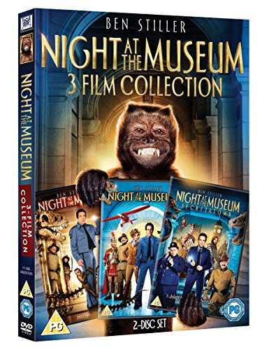 Night At The Museum 1-3 (2 Dvd)
