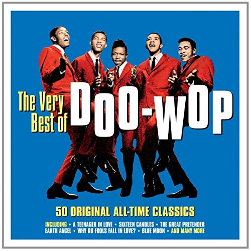 Various Artists - The Very Best Of Doo-Wop By Various Artists
