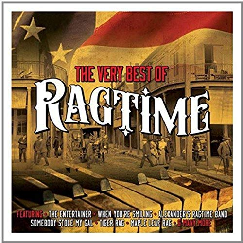 Various Artists - The Very Best Of Ragtime By Various Artists