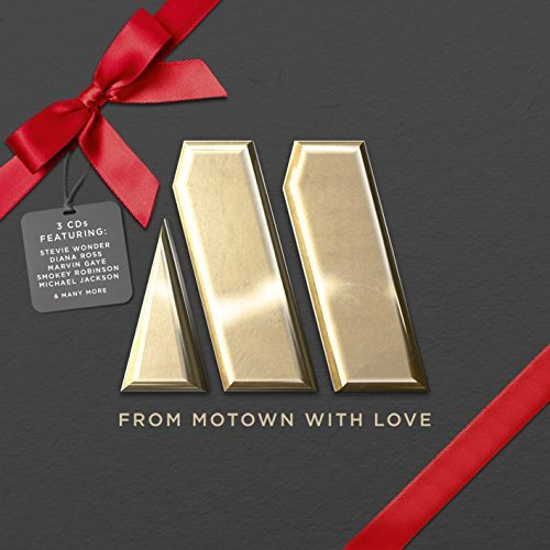 Various Artists - From Motown With Love By Various Artists