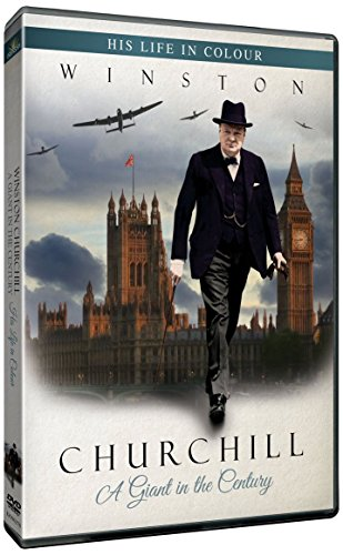 Winston Churchill His life in colour A Giant In The Century