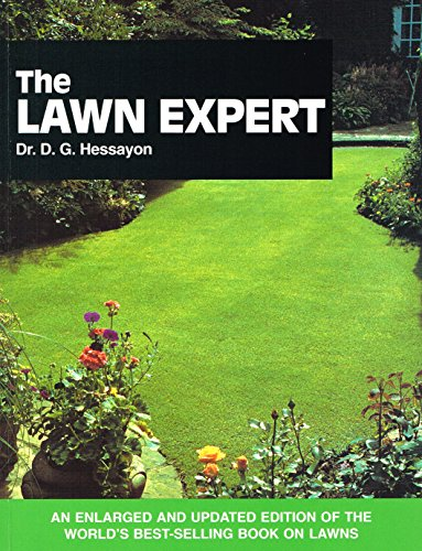 The Lawn Expert By Dr. D.G. Hessayon