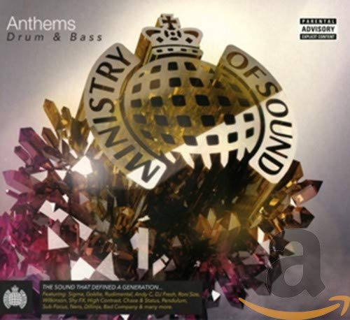 Anthems: Drum & Bass By Various Artists