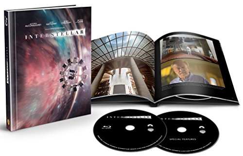 Interstellar (Limited 2-Disc Digibook Edition)