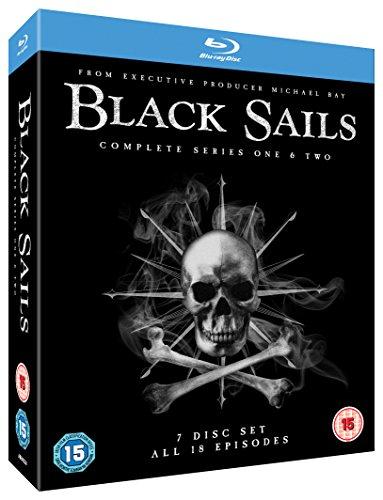 Black Sails Seasons 1 and 2