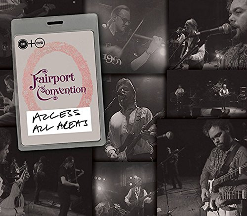 Access All Areas By Fairport Convention