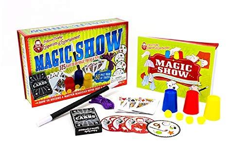 House of Marbles : Professor Murphy's Magic Show Box Set - 125 Tricks By Parragon Books Ltd