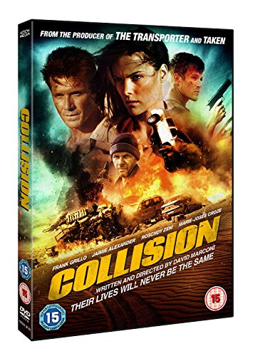 Collision-DVD-CD-BQVG-FREE-Shipping
