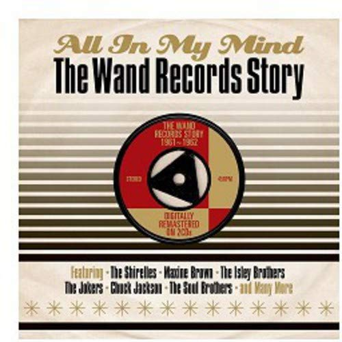 Various Artists - All In My Mind: The Wand Records Story 1961-1962