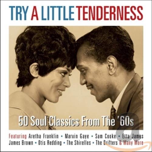Various Artists - Try A Little Tenderness By Various Artists