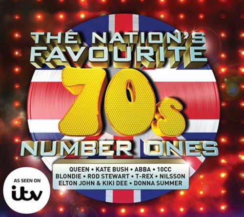 Various Artists - The Nation's Favourite 70s Number Ones