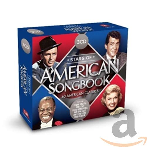 Various Artists - Stars of The American Songbook: 60 American Classics By Various Artists