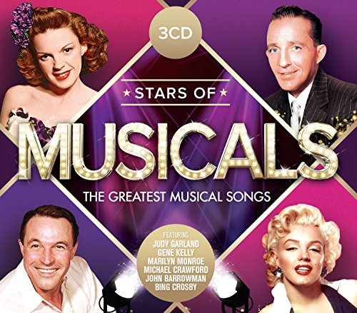 Various Artists - Stars of The Musicals: The Greatest Musical Songs By Various Artists