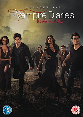 The Vampire Diaries - Season 1-6
