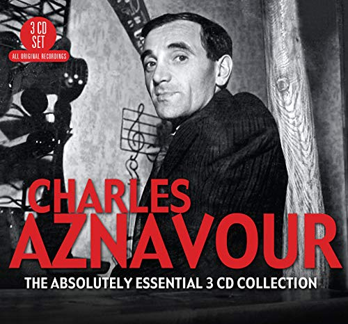 Charles Aznavour - Charles Aznavour - The Absolutely Essential 3CD Collection By Charles Aznavour