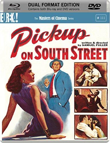 Pickup On South Street (1953)  Dual Format (Blu-ray & DVD)