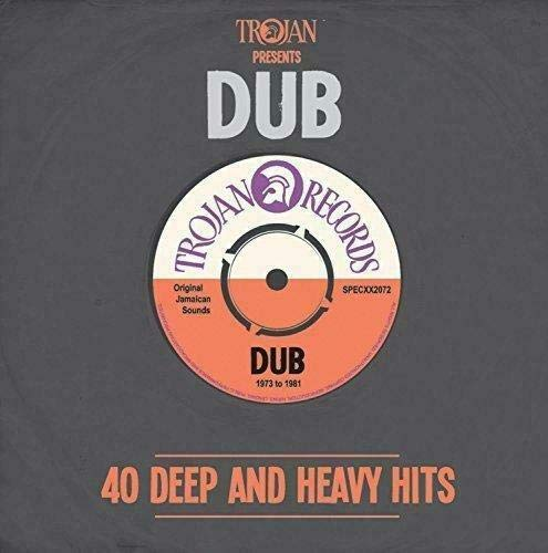 Various Artists - Trojan Presents: Dub By Various Artists
