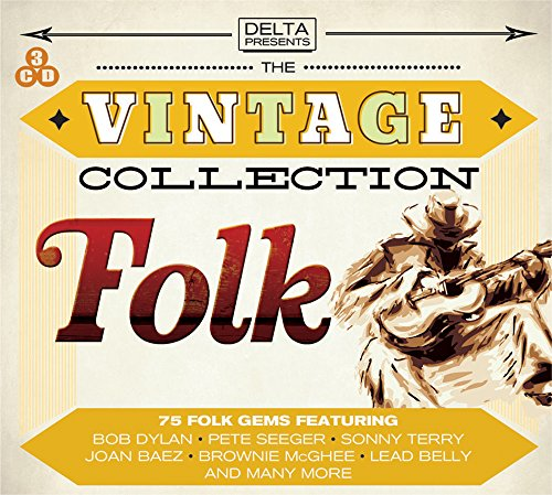 Various Artists - The Vintage Collection - Folk By Various Artists