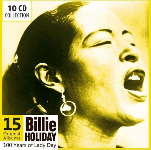 Billie Holiday - 15 Original Albums By Billie Holiday