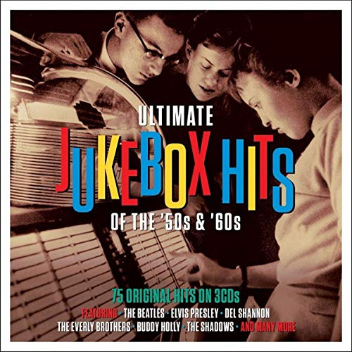Various Artists - Ultimate Jukebox Hits Of The '50s & '60s