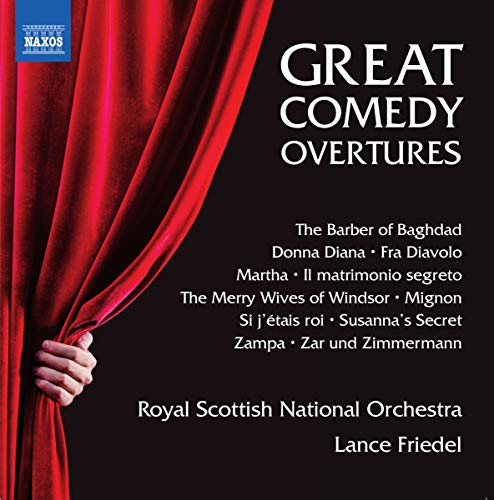 Great Overtures, Vol. 1