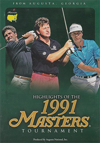 Highlights-Of-The-1991-Masters-Tournament-CD-NSVG-FREE-Shipping