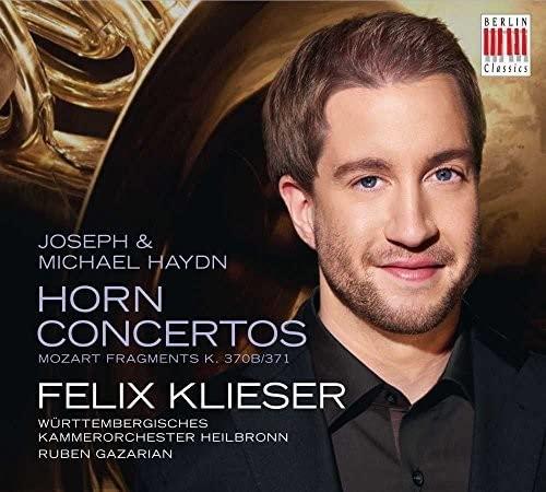 Felix Klieser - Haydn: Horn Concertos By Felix Klieser