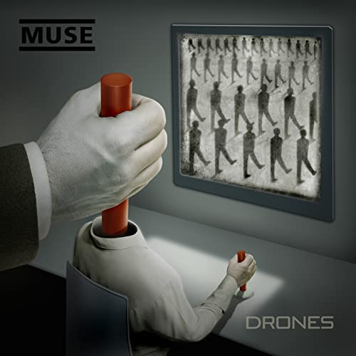 Muse - Drones By Muse