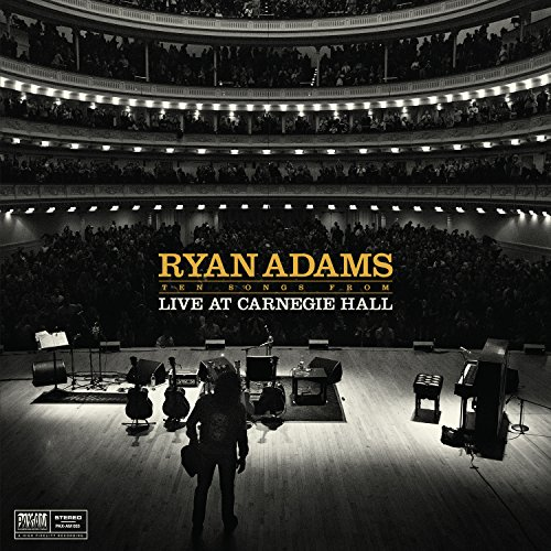 Ryan Adams - Ten Songs From Live At Car By Ryan Adams