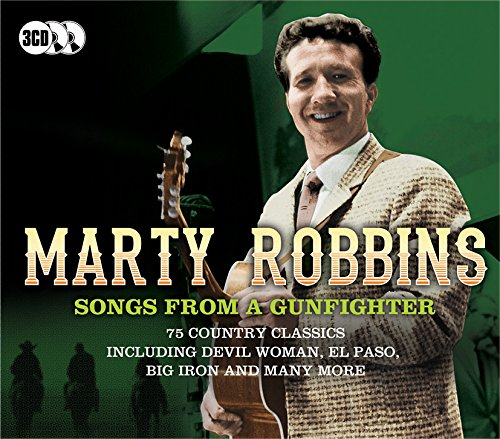 Marty Robbins - Songs From A Gunfighter By Marty Robbins