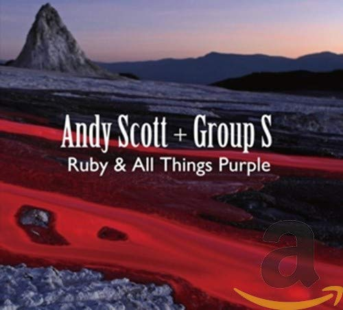 Andy Scott & Group S - Ruby & All Things Purple By Andy Scott & Group S