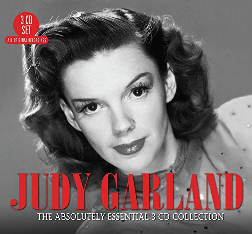The Absolutely Essential 3CD Collection By Judy Garland