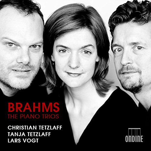 Lars Vogt - Brahms:The Piano Trios  [ONDINE : ODE 127 By Lars Vogt