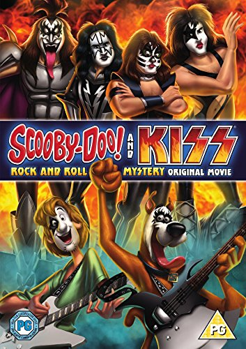 Scooby-Doo! and Kiss - Rock 'n' Roll Mystery