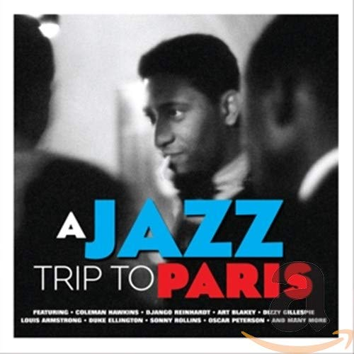 Various Artists - A Jazz Trip To Paris By Various Artists