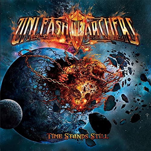 Unleash The Archers - Time Stands Still By Unleash The Archers