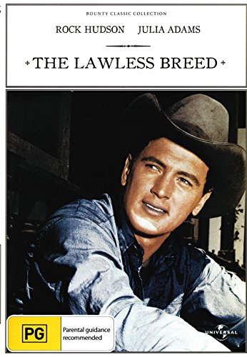 The Lawless Breed - DVD (1953) (Region 2, 4)