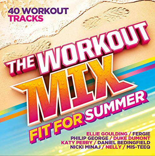 Various Artists - The Workout Mix - Fit For Summer