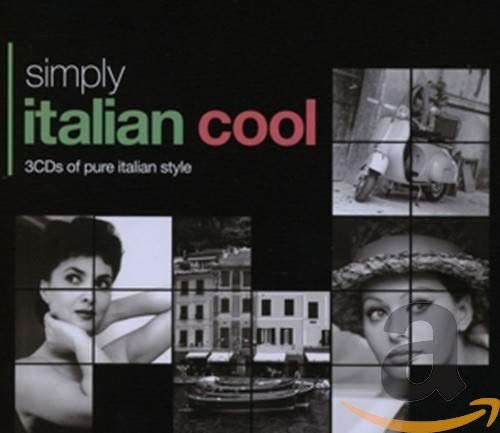 Various - Simply Italian Cool By Various