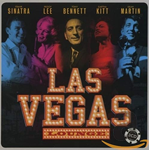 Various - Las Vegas Lounge: Smooth, Cool & Swingin' By Various